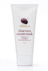 Webecos Aloe Vera Cream Mask