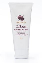 Webecos Collagen Cream Mask